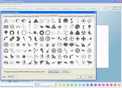 AAA Logo Creator Ekran Görüntüsü