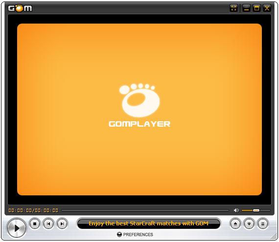 GOM Player Ekran Görüntüsü