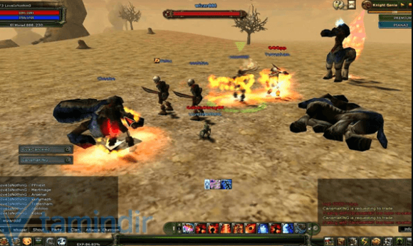 Knight Online Ekran Görüntüsü