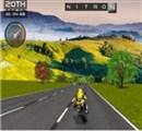 Çılgın Motorsiklet Yarışı oyunu